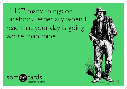I 'LIKE' many things on