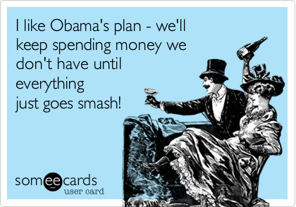 I like Obama's plan - we'll