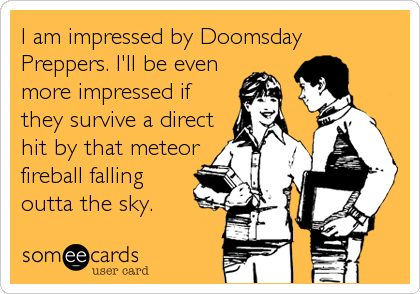 I am impressed by Doomsday