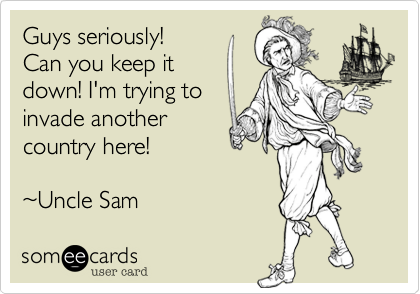 Guys seriously! 