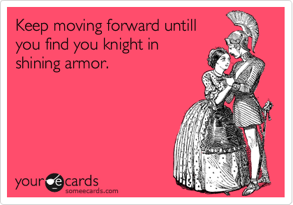 Keep moving forward untill