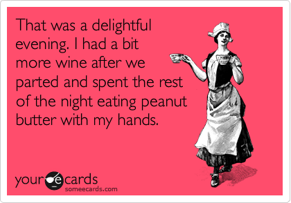 That was a delightful