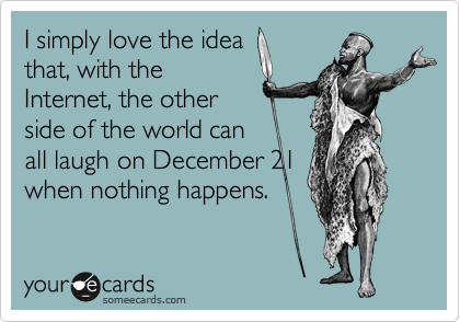 I simply love the idea