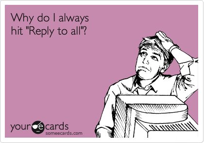 Why do I always 