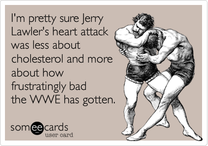 I'm pretty sure Jerry
