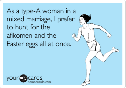 As a type-A woman in a