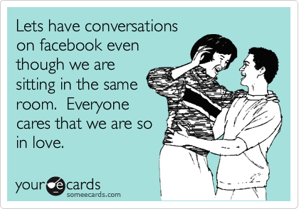 Lets have conversations
