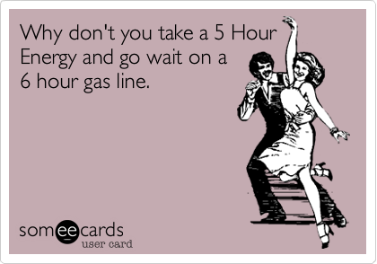 Why don't you take a 5 Hour