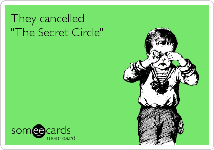 They cancelled 