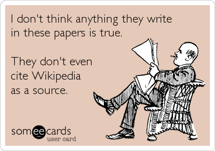 I don't think anything they write in these papers is true.  They don't even cite Wikipedia as a source.