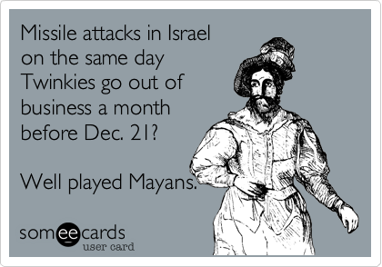 Missile attacks in Israel 