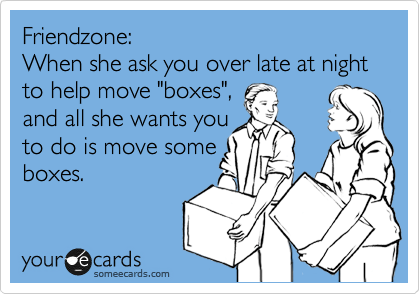 Friendzone: