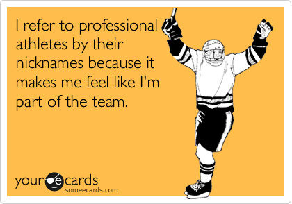 I refer to professional