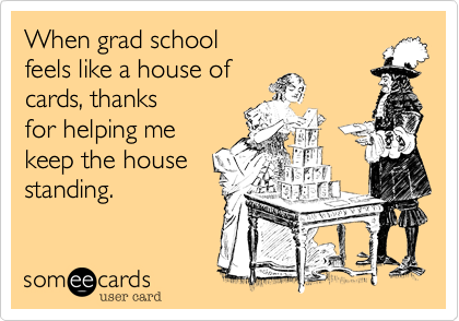 When grad school 