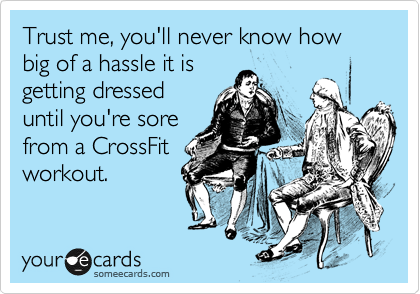 Trust me, you'll never know how big of a hassle it is