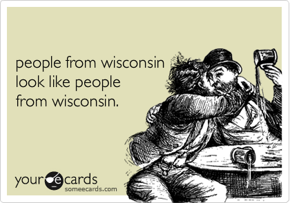people from wisconsin