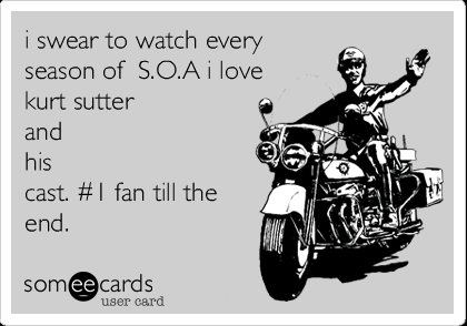 i swear to watch every