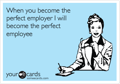 When you become the