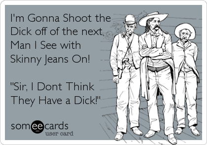 I'm Gonna Shoot the