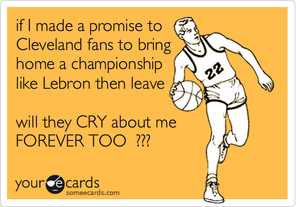 if I made a promise to