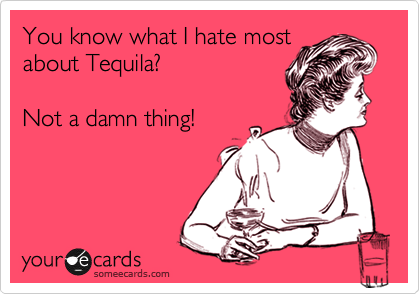 You know what I hate most