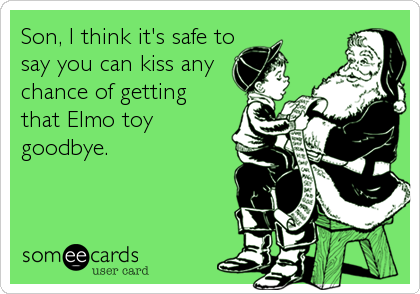 Son, I think it's safe to
