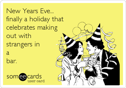 New Years Eve...