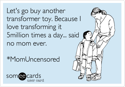 Let's go buy another