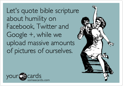 Let's quote bible scripture