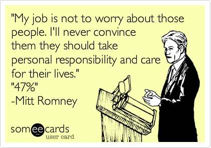 """My job is not to worry about those people. I'll never convince