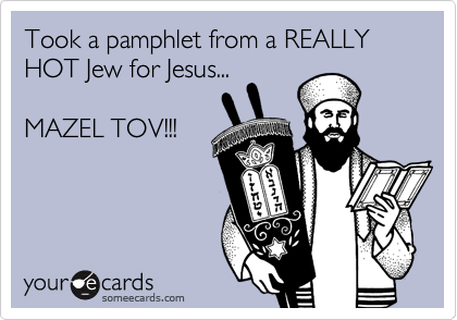 Took a pamphlet from a REALLY 