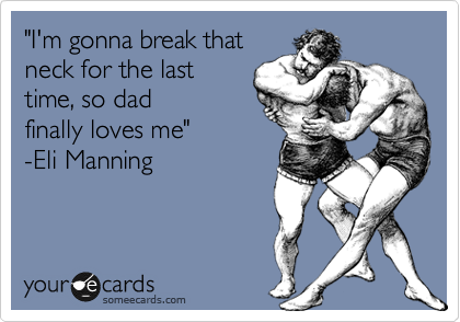 """I'm gonna break that