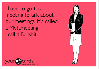 I have to go to a 