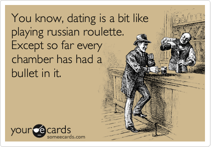 Russian roulette dating site