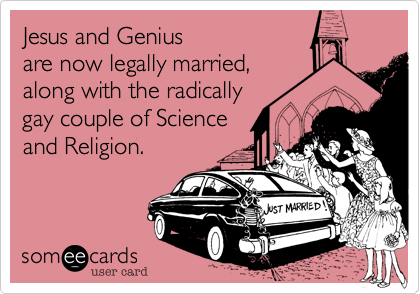 Jesus and Genius    