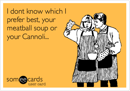 I dont know which I