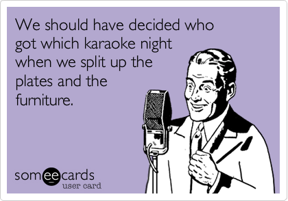 We should have decided who