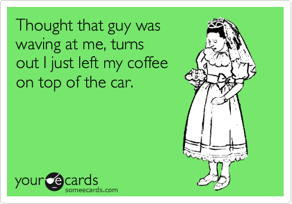 Thought that guy was