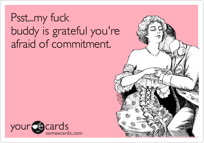 Psst...my fuck
