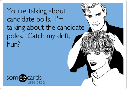 You're talking about
