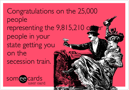 Congratulations on the 25%2C000 people