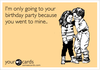 I'm only going to your