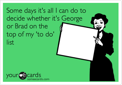 Some days it's all I can do to