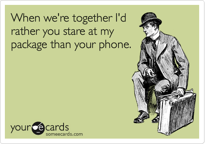 When we're together I'd