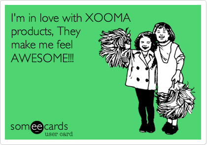 I'm in love with XOOMA