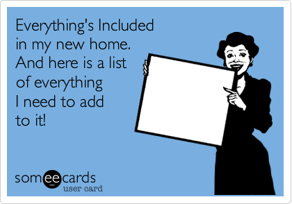 Everything's Included 