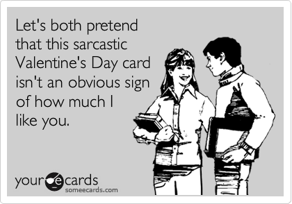 Let's both pretend