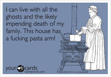 I can live with all the