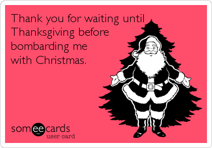 Thank you for waiting until