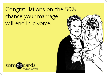 Congratulations on the 50% 